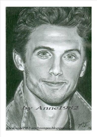 Milo Ventimiglia por Anne1982